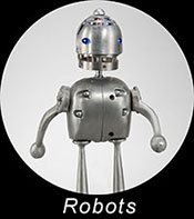 Robot Sculptures